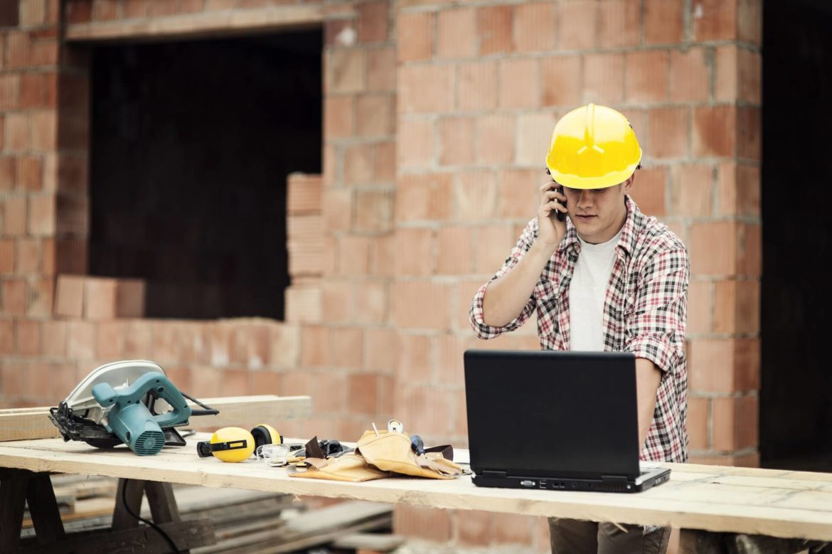 web design for tradesmen - primomedia